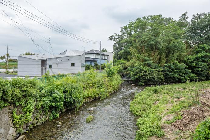 House in Aonashi by SNARK