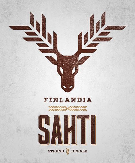 Finlandia Sahti Logo #logo #beer