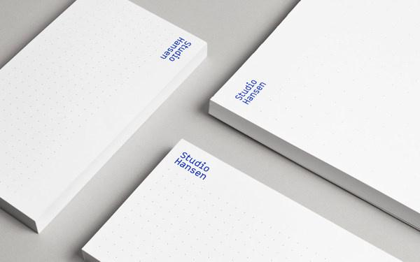 Studio Hansen by Heydays #identity