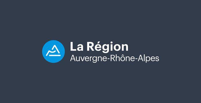 Brand Architecture - Region Auvergne Rhone Alpes on Behance