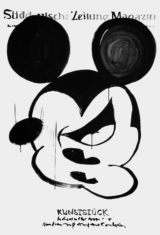 manystuff.org — Graphic Design daily selection » Blog Archive » Unplugged. Bureau Mirko Borsche. Design Works! #disney #design #chaos