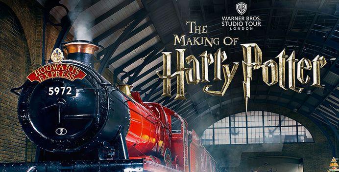 Harry Potter studios - Tour in London