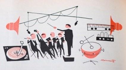 Javier Garcia #illustration #60s