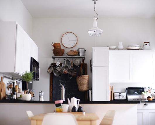white kitchen by sfgirlbybay #interior #design #decor #deco #decoration