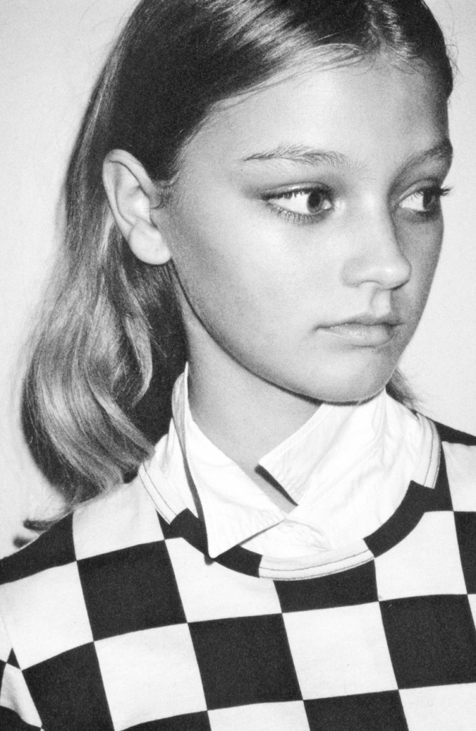 `Polaroid' Lexi Graham photographed by Max Doyle for Friend The Magazine #maxdoyle #lexigraham #friend #polaroid #annasantangelo #fashion