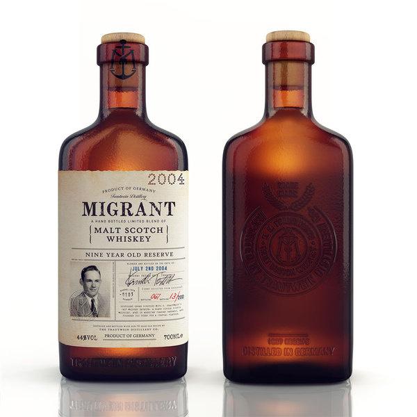 Chad Michael #michael #chad #label #bottle