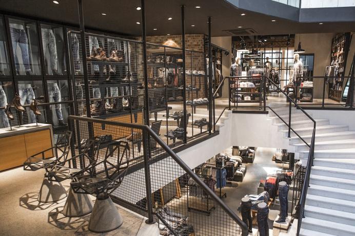 jack jones store by riis retail bremen #layouts #creative #inspiration #interior #design #store #retail