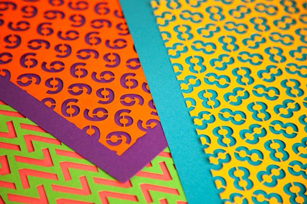 2014 Calendar 16 #craft #paper #art