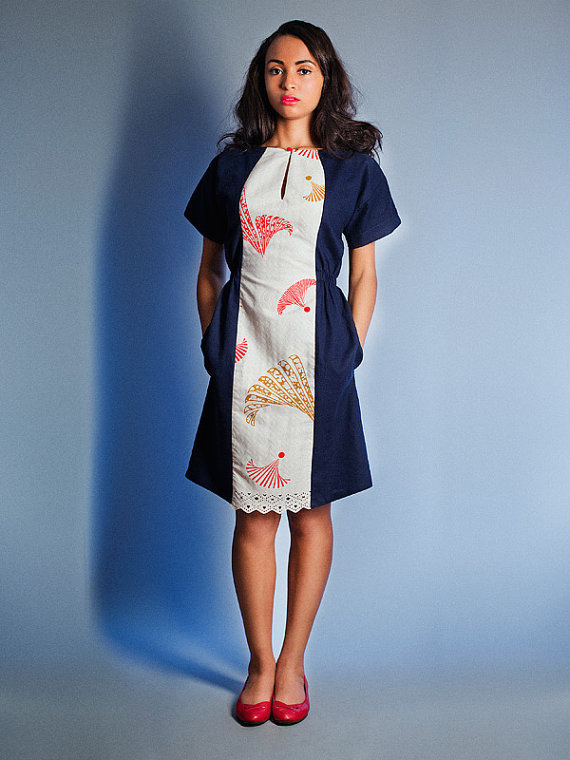 il_570xN_330384169 #dress #pattern