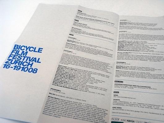 Pascal Alexander #print #festival #bicycle #film