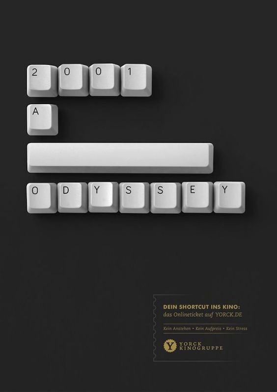 40+ Best Creative Poster Ideas, Templates & Tips - Include a visual gag or pun, it never hurt anyone