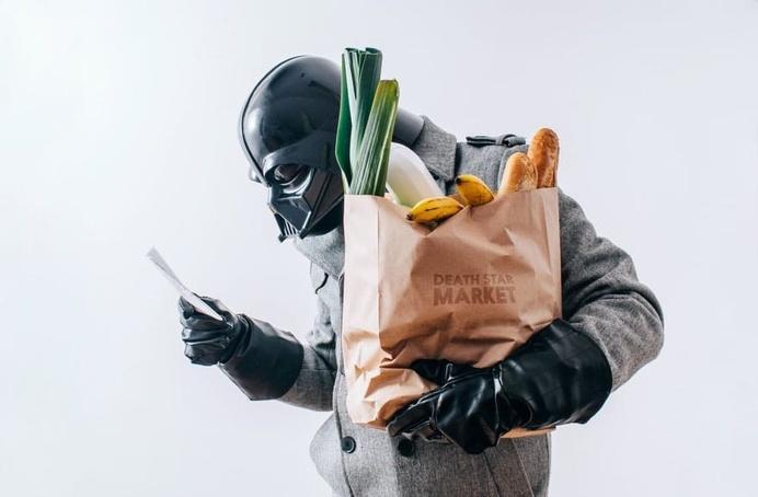 365-Day Photo Project Of Darth Vader by Pawel Kadysz