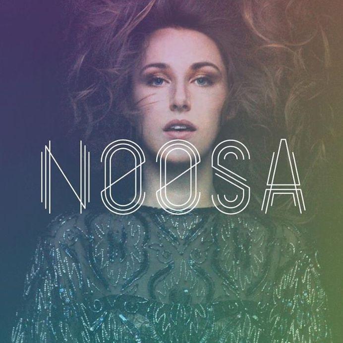 Noosa by Chris Alborano #typography