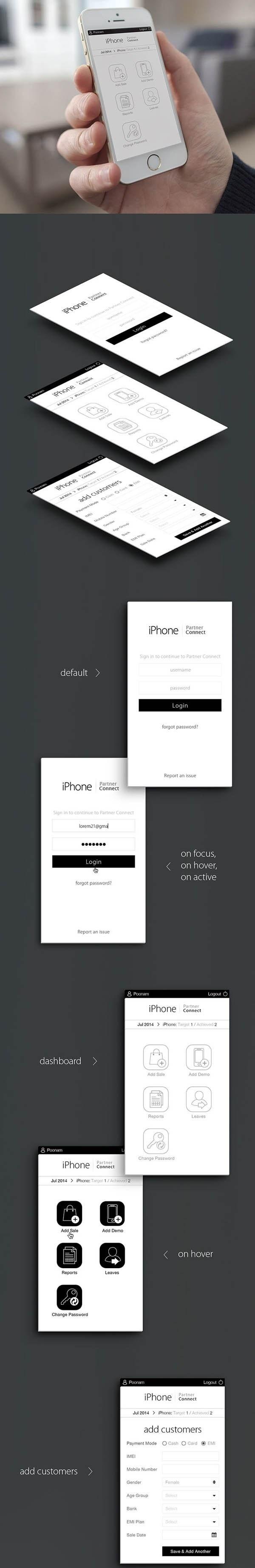 iPhone PC by Praveen Kumar