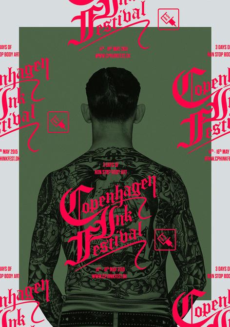 Thomas Joakim #poster #tattoo #festival
