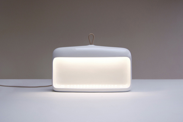 Naica Lamp by something. #lamp #design #lighting #minimal