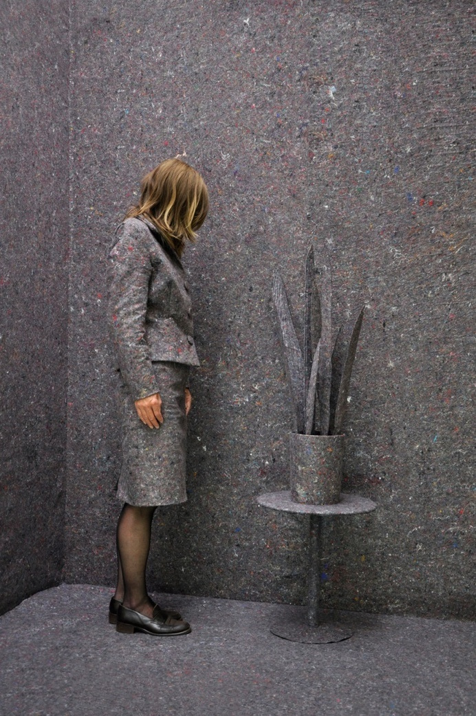 Living Sculptures by Guda Koster - JOQUZ #scultures #photography #art