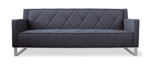 Tons of New Goodies from Gus*Modern   Design Milk #sofa #chair #furniture #thatcher #grey