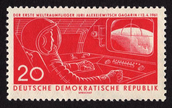 All sizes | 61 Deutsche 20 | Flickr Photo Sharing! #stamp #space