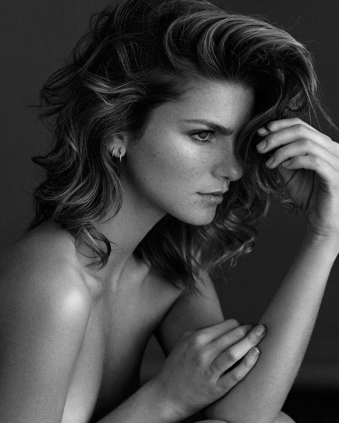Marvelous Beauty Portrait Photography by Michael Woloszynowicz