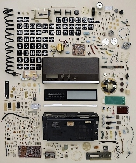 Coolest Random Inspiration | Abduzeedo | Graphic Design Inspiration and Photoshop Tutorials #layout #machine #objects