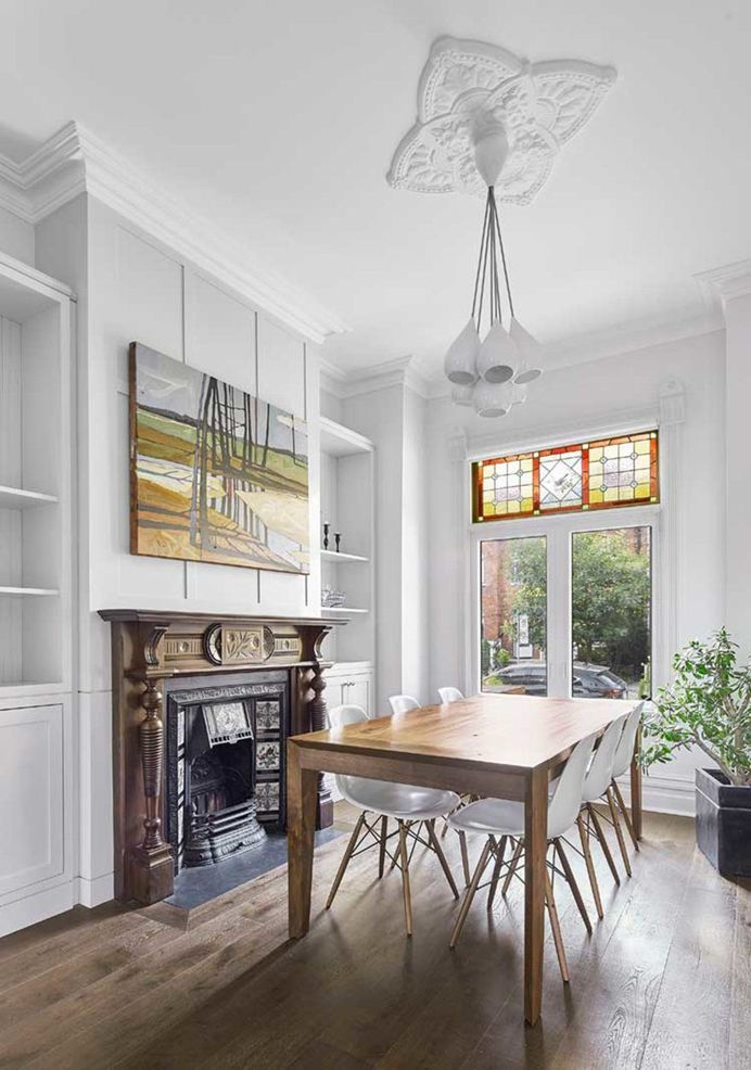 Victorian Semi in Toronto Gets a New Life 5