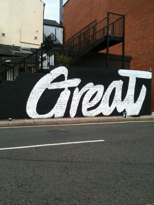 Drop Anchors #letters #art #street