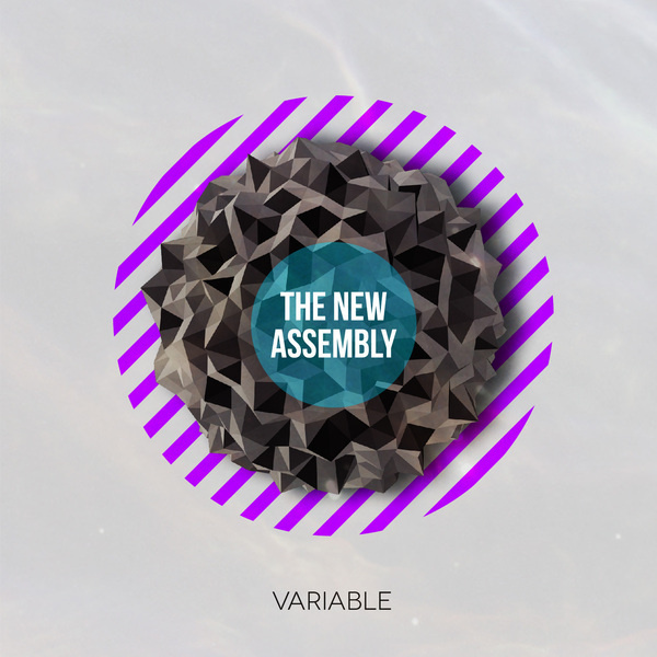The New Assembly Album Cover #album #geomerty #geometric #poly #cover #polygons #variable