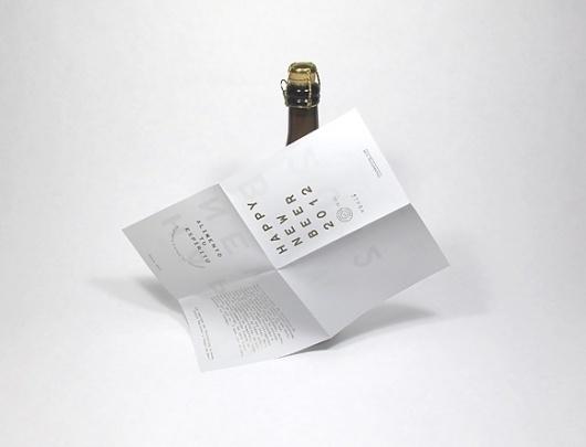 Bon wine nou | Thinketing #print #selfpromotion