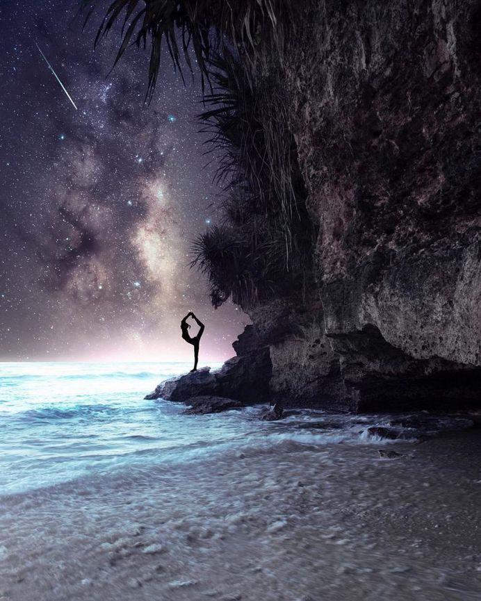 Astrophotography: Dreamlike Landscape Photography by Adam Taylor