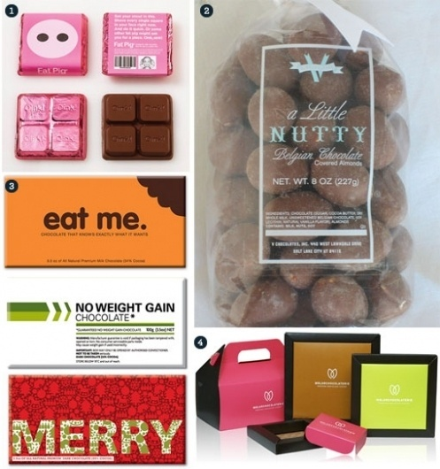 Design Work Life » Inspired by: Chocolate packaging #packaging #chocolate