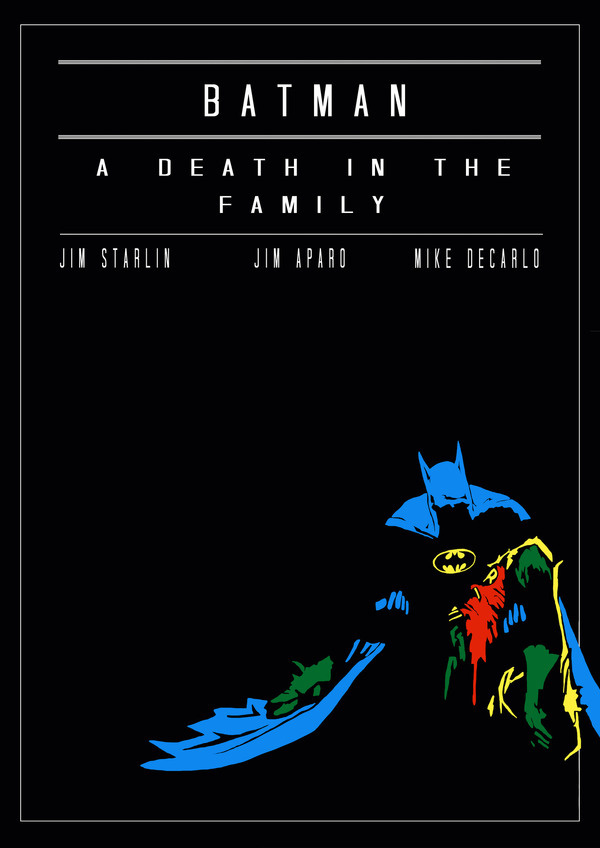 Bennett_jck: Photo #dc #super #robin #batman #hero #bat #illustration #comics #death