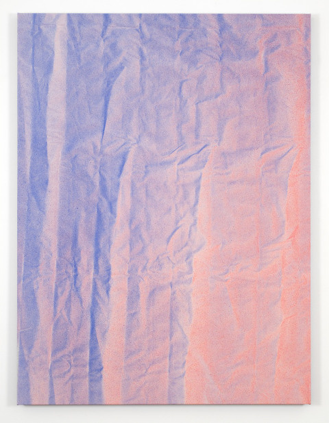 Tauba Auerbach | PICDIT #pink #design #graphic #painting #art #colour