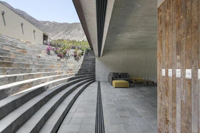 Topo House in Lima, Peru / Martin Dulanto Sangalli 3