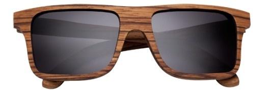 Shwood | Wood Sunglasses | Govy | Zebrawood #glasses #zebrawood #sunglasses #wood #shwood #govy #grey