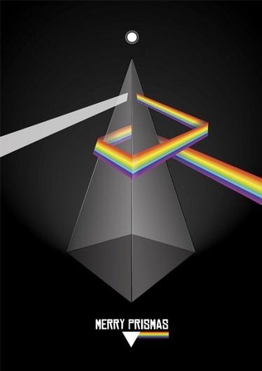 Navidad 1/12/2010 – 1/1/2011 » Conte #prismas #design #colors #merry #prism