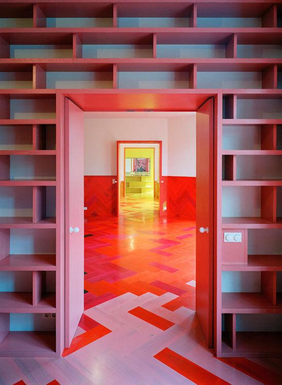CJWHO ™ (tham & videgard hansson arkitekts) #pattern #design #interiors #wood #photography #architecture #colors