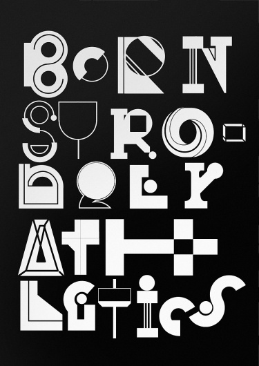 BSA « IAMMAGO — Magomed Dovjenko #type #magomed #dovjenko #typography