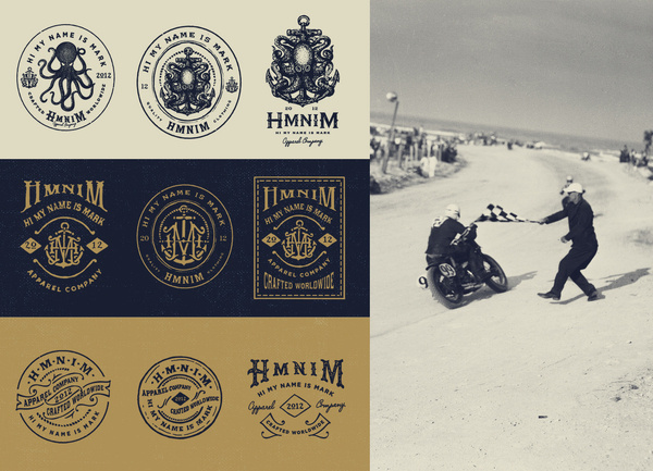 Hmnim_concepts #logo #brand #typography