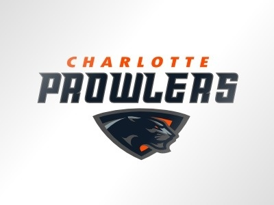 Dribbble - Prowler3 by CJ Zilligen #logo #sports #panthers