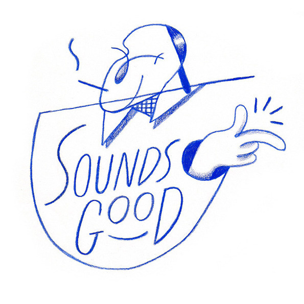 Ben Sanders - Sounds Good #illustration #sanders #ben