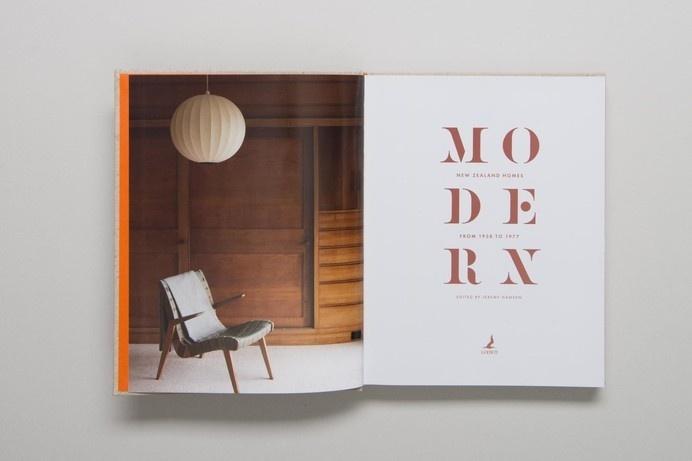 Inhouse | Modern #spread #layout #print #book