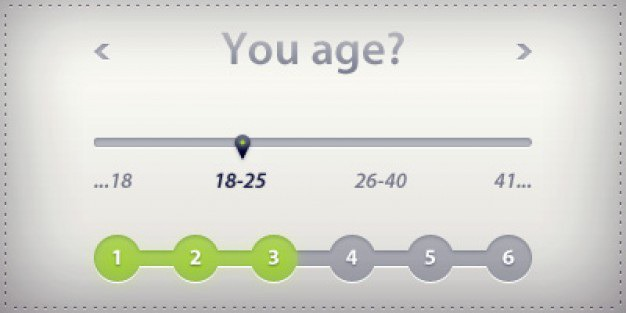 Questionnaires age interface design Free Psd. See more inspiration related to Frame, Design, Web, Web design, Stage, Step, Psd, Page, Material, Interface, Survey, Age, Web page, Horizontal, Questionnaire and Interface design on Freepik.