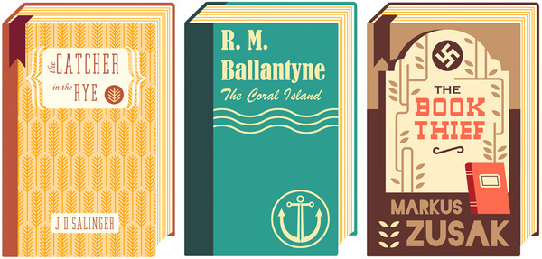 Book Covers Owen Davey Illustration #book