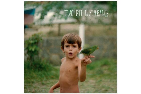 Two Bit Dezperados on Behance #music #vinyl #cd