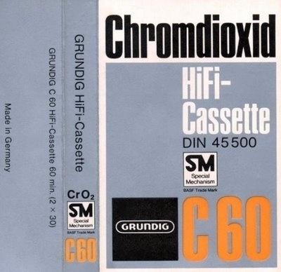 Mr Krum & His Wonderful World Of Bizarre: Blank Cassette Tapes (part 2) #tape #cassette #chromdioxid #design #retro #hifi #audio #blank