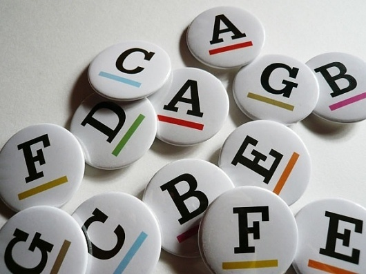Graphic-ExchanGE - a selection of graphic projects #badges #identity