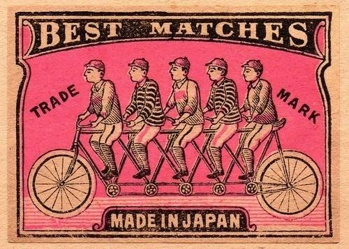 Sara Lindholm #ephemerea #matches #japan