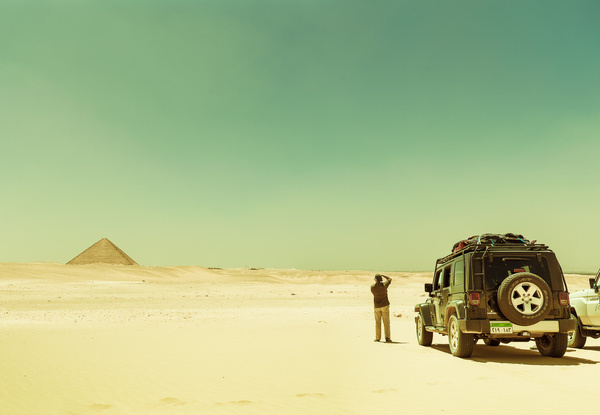 EGYPT_4190PAN2Tweek.jpg (1647×1140) #truck #adventure #egypt #desert