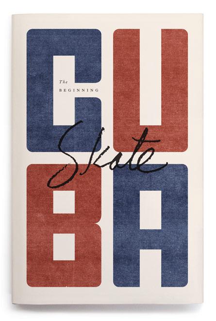 Cuba Skate Magazine Cover #book